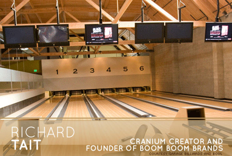 <p> &quot;For blowing off steam, <strong>Garage Billiards and Bowl</strong> is one of the best spots on Capitol Hill. It's a great place to hang with friends. The brand-new Star addition has inspiring art and decoration.&quot; </p>