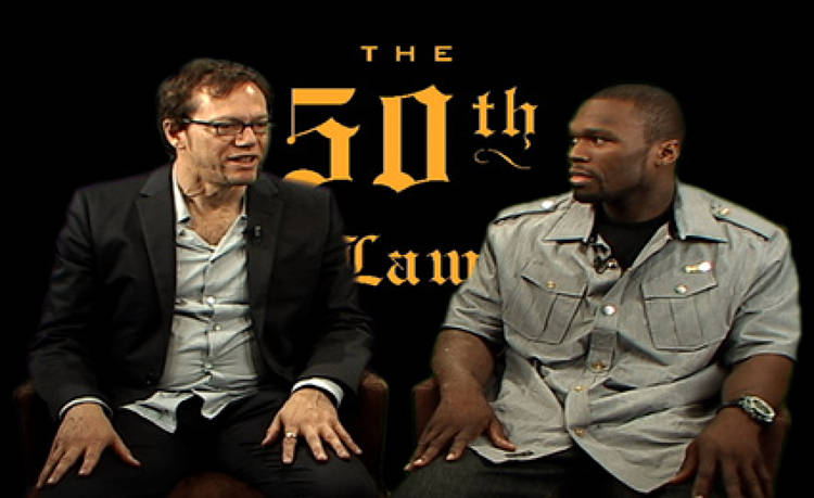 <p> Robert Greene is the author of three bestselling books: <em>The 48 Laws of Power</em>, <em>The Art of Seduction</em>, and <em>The 33 Strategies of War</em>. Curtis James Jackson III, better known by his stage name 50 Cent, is an American rapper. He rose to fame with the release of his albums <em>Get Rich or Die Tryin'</em> (2003) and <em>The Massacre</em> (2005). Both albums achieved multi-platinum success, selling over 21 million copies combined. He is the author of <em>From Pieces to Weight: Once Upon a Time in Southside Queens</em>.</p>