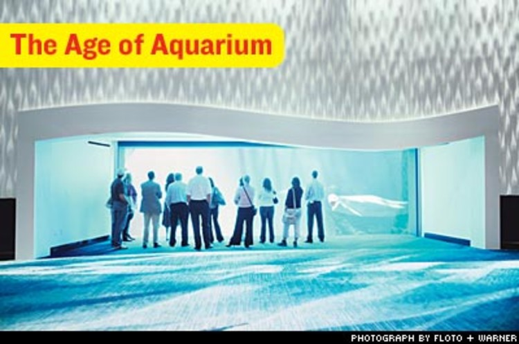 <p>Visitors have all but overwhelmed the new facility, with 3 million of them after just nine months. No more than 4,000 people are let in at once, so everybody gets a peek.</p>