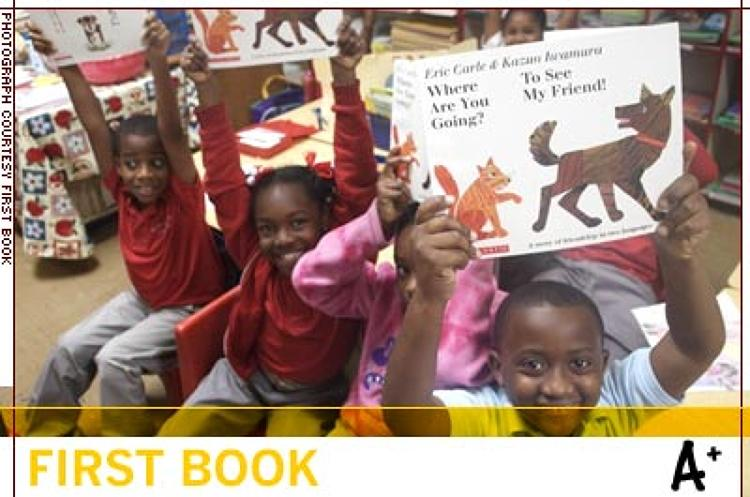 <p> First Book has provided more than 46 million new books to children in need in thousands of communities. In response to the terrible devastation of the 2005 hurricanes, First Book launched Book Relief, the nation's most comprehensive effort to place brand new books back into the Gulf Coast region.</p>