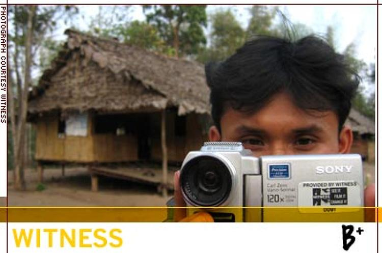 <p>WITNESS trains human rights organizations to document abuses on camera. Based on a video from AJEDI-Ka/PES, a WITNESS partner, the International Criminal Court arrested Thomas Lubango Dyllo for war crimes in Congo, including conscripting children.</p>
