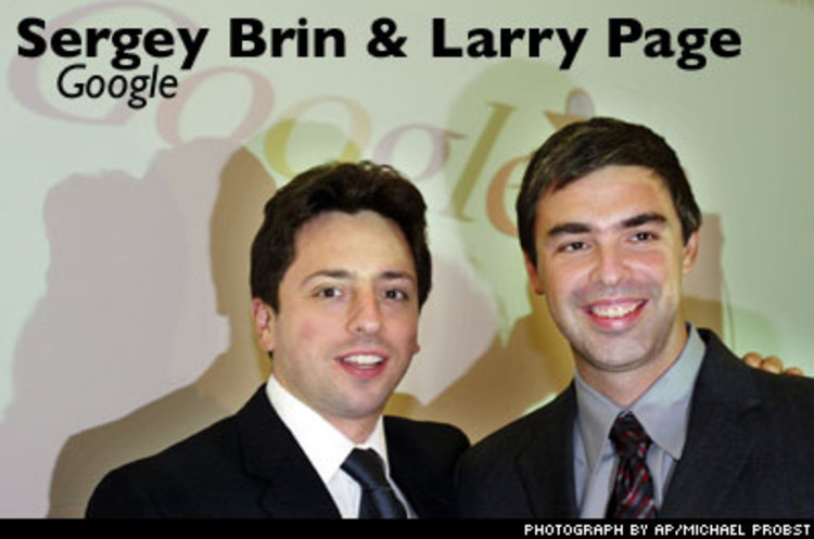 <p>With their company, Google, <a href=&quot;http://www.inc.com/magazine/20040401/25brinpage.html&quot;>Brin and Page</a> have helped shape the Internet, elevating search to an astounding level and transforming online advertising.</p>