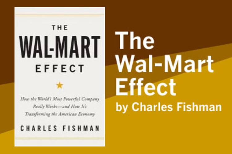<p>Fishman, a <cite>Fast Company</cite> senior writer, adapted his December 2003 cover story, <a href=&quot;http://www.fastcompany.com/magazine/77/walmart.html&quot; target=&quot;_new&quot; title=&quot;The Wal-Mart You Don't Know&quot;>The Wal-Mart You Don't Know</a>, into a fascinating, even-handed look at the world's largest retailer and how even its most simple actions, such as pricing salmon at $4.84 a pound, ripple through the global economy. Read an excerpt about <a href=&quot;http://www.fastcompany.com/magazine/102/open_snapper.html&quot; target=&quot;_new&quot; title=&quot;The Man Who Said No to Wal-Mart&quot;>The Man Who Said No to Wal-Mart</a>.<br /><strong><a href=&quot;http://www.amazon.com/gp/redirect.html?ie=UTF8&location=http%3A%2F%2Fwww.amazon.com%2FWal-Mart-Effect-Powerful-Works-Transforming%2Fdp%2F0143038788%2Fsr%3D1-2%2Fqid%3D1165507060%3Fie%3DUTF8&s%3Dbooks&tag=fastcompanycom&linkCode=ur2&camp=1789&creative=9325&quot;>Buy the Book</a><img src=&quot;http://www.assoc-amazon.com/e/ir?t=fastcompanycom&amp;l=ur2&amp;o=1&quot; width=&quot;1&quot; height=&quot;1&quot; border=&quot;0&quot; alt=&quot;&quot; style=&quot;border:none !important; margin:0px !important;&quot; /></strong></p>
