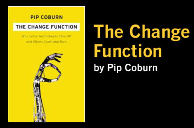 <p>Coburn, a former technology consultant who's now an investor, argues that technologies succeed or fail based on how well they convince people that the pain of learning something new is less than the pain of staying with the status quo. This challenges the conventional wisdom that technologies fail because they were priced too high or customers didn't appreciate all of their whiz-bang features. Read his essay, adapted from the book <a href=&quot;http://www.fastcompany.com/magazine/105/next-essay.html&quot; target=&quot;_new&quot; title=&quot;Change Function&quot;>here</a>.