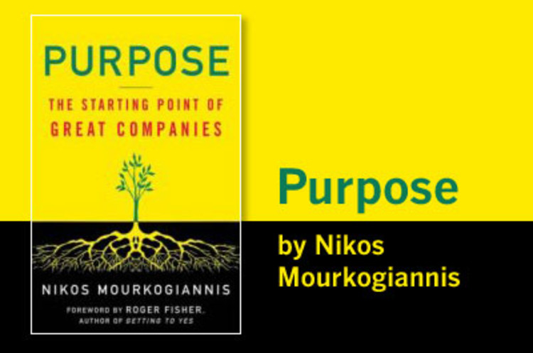 <p>The best companies are driven by a higher calling than profit. That's what motivates employees, customers, and shareholders. Mourkogiannis considers how companies develop a purpose and how they need to tend to it as they evolve. Read a brief excerpt <a href=&quot;http://www.fastcompany.com/magazine/109/next-reading-extra.html&quot; target=&quot;_new&quot; title=&quot;Purpose&quot;>here</a>.<br /><strong><a href=&quot;http://www.amazon.com/gp/redirect.html?ie=UTF8&location=http%3A%2F%2Fwww.amazon.com%2FPurpose-Starting-Point-Great-Companies%2Fdp%2F1403975817%2Fsr%3D1-1%2Fqid%3D1165523075%3Fie%3DUTF8&s%3Dbooks&tag=fastcompanycom&linkCode=ur2&camp=1789&creative=9325&quot;>Buy the Book</a><img src=&quot;http://www.assoc-amazon.com/e/ir?t=fastcompanycom&amp;l=ur2&amp;o=1&quot; width=&quot;1&quot; height=&quot;1&quot; border=&quot;0&quot; alt=&quot;&quot; style=&quot;border:none !important; margin:0px !important;&quot; /></strong></p>