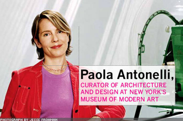 <p> &quot;Ugly design should be rejected just like nonfunctional design is rejected, just like non-environmentally conscious design should be rejected. It's a value.&quot;  </p> <p> <a href=&quot;/magazine/119/paola-the-populist.html&quot; target=&quot;_new&quot; title=&quot;Paola The Populist&quot;>Read more</a>.  </p>