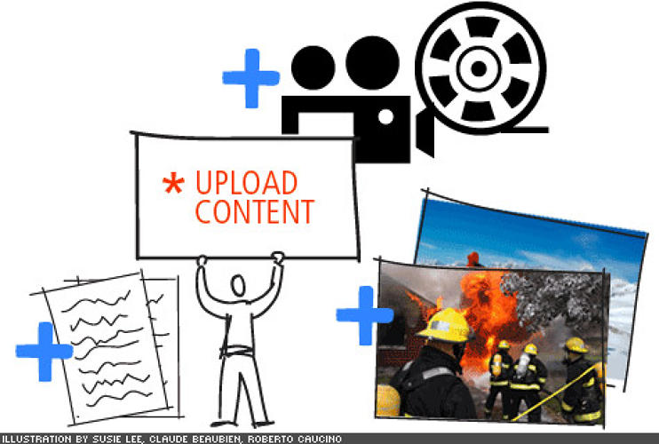 <p>Add some photos, videos, and other media to keep the network fresh and informative. While it's necessary to include basic information about the group you want to jumpstart, no one wants to read a bunch of text. Keep it simple and interesting.</p>