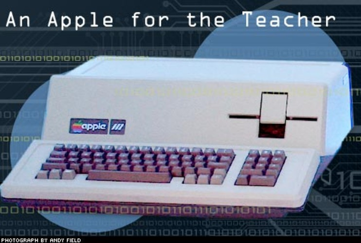 <p> By the time of the release of the Apple III in 1980, Jobs and Wozniak were already facing stiff competition from Microsoft, which had recently partnered with IBM and achieved terrific success in the lucrative corporate market. This is when Apple gained its legendary foothold in the education market by donating computers to public schools and loading them with the education-oriented LOGO operating system. As Microsoft flourished, Apple's presence in the education market was vital to sustaining the company's growth.  </p>