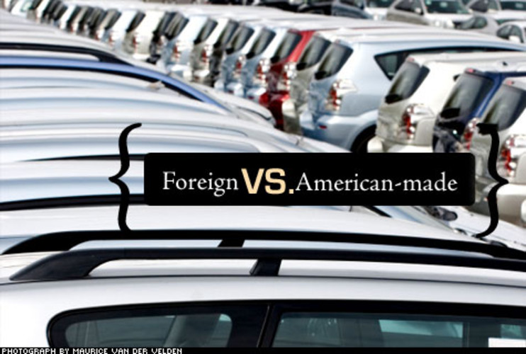 <p>Foreign automakers now produce about 55% of the cars sold in the U.S.</p>