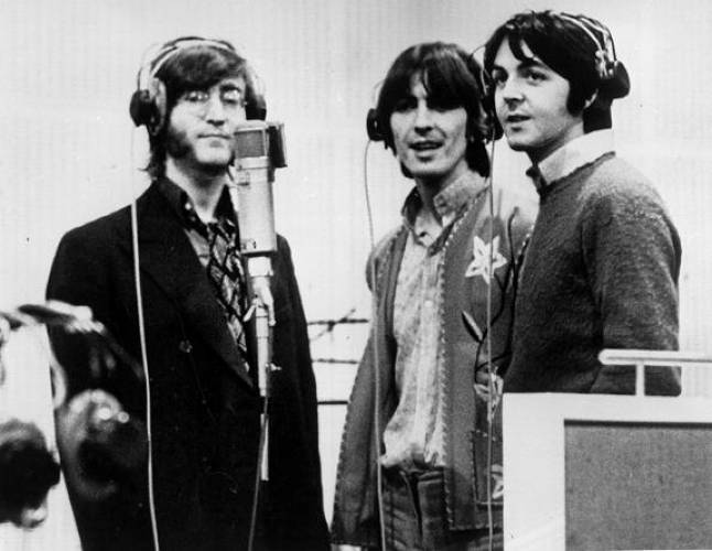 "The Beatles pushed their sound engineers to new limits. Paul McCartney: ""We would say 'Try it. Just try it for us. If it sounds crappy, OK, we'll lose it. But it just might sound good.' We were always pushing ahead: louder, further, longer, more different."""