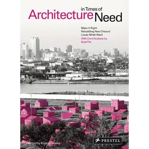 In the years after Hurricane Katrina, no effort did more to bring attention to the devastation of the Lower Ninth Ward than Brad Pitt's foundation Make It Right. Two years later, this book chronicles the recovery effort as well as the groundbreaking residential designs of architects like Thom Mayne, Shigeru Ban and David Adjaye. <br><br> <b>Buy it for</b>: The architecture junkie who really loved <i>The Curious Case of Benjamin Button</i>.
