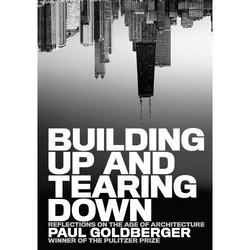 The Pulitzer Prize-winning architecture critic collects 57 essays from his time at <i>The New Yorker</i>, which also happened to be a frighteningly fruitful time for architects. Goldberger's seemingly-effortless prose takes us through the frenzy of the building boom to the burst of the housing bubble, from Dubai to Chicago, and every starchitect-crossed destination in between. <br><br> <b>Buy it for</b>: Your real estate broker friend who wants to relive her glory days.