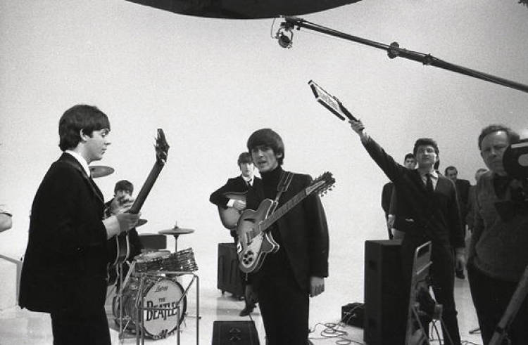 "The Beatles wanted a greater bass presence in their records. ""Paperback Writer"" is a landmark in the history of recording bass guitar, by transforming a loudspeaker into a microphone. Says Guitar Edge, ""Engineers positioned the loudspeaker directly in front of his bass speaker cabinet, and the moving diaphragm produced an electrical current."""
