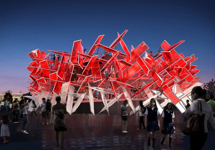 Coca-Cola extends its music-driven Olympics presence with a building you can play. </br></br> Read more <a href=&quot;http://www.fastcocreate.com/1680340/coca-colas-interactive-beatbox-building-for-the-london-olympics&quot;>Here</a> and <a href=&quot;http://www.fastcodesign.com/1669642/coca-cola-creates-a-beatbox-the-size-of-a-building-for-the-london-olympics&quot;>Here</a>