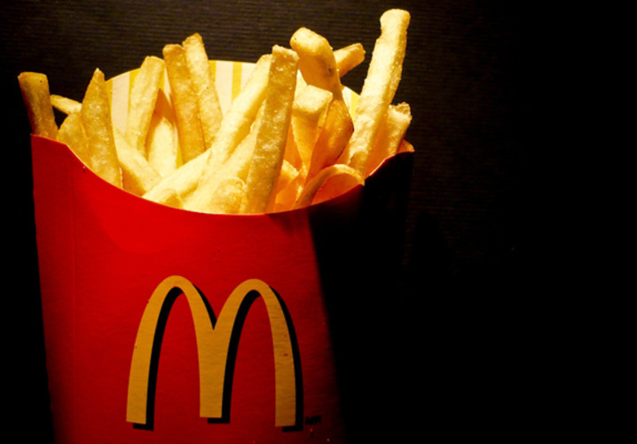 If you get between a Brit and his chips, your brand may ultimately suffer.  </br></br> <a href=&quot;http://www.fastcompany.com/1843470/when-olympic-brand-bullying-backfires&quot;>Read more here</a>
