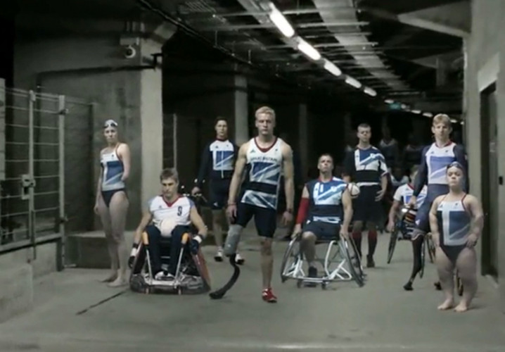 In a pulse-pounding new ad for this summer's Paralympic Games, which are receiving a big push from London's Channel 4, differently abled athletes are in it to win it and then some. </br></br> <a href=&quot;http://www.fastcocreate.com/1681237/meet-the-superhumans-in-this-ass-kicking-paralympics-spot&quot;>Read more here</a>