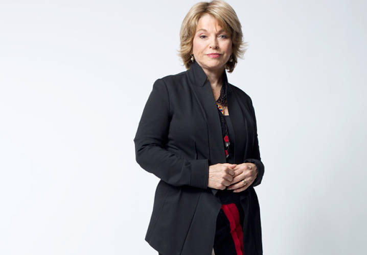 <strong>President and CEO, The Paley Center for Media/She Made It</strong></br> TV legend (CNN, PBS) uses media as a platform to tell women's stories that otherwise would not be heard. <br></br> <a href=&quot;http://www.fastcompany.com/women-heroes/2012&quot; target=&quot;_blank&quot;><img src=&quot;http://images.fastcompany.com/upload/slide-link-back-loew.gif&quot; /></a> </br> <a href=&quot;http://www.fastcompany.com/women-heroes/2012/pat-mitchell&quot;>Read more on Pat Mitchell</a> </br></br> <a href=&quot;http://www.fastcompany.com/women-heroes/2012&quot;>See the full list here</a> </br></br> <a href=&quot;http://www.fastcompany.com/magazine/167/the-league-of-extraordinary-women&quot;>Read the cover story here</a>