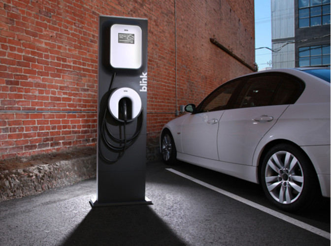 ECOtality also has another advantage: a $114 million grant from the U.S. Department of Energy that will allow the company to deploy almost 15,000 charging stations in 16 cities across 6 U.S. states (and Washington D.C.). The grant lets ECOtality hand off its chargers for free to some of the first purchasers of the Chevy Volt and Nissan Leaf EVs, as well as select retailers.