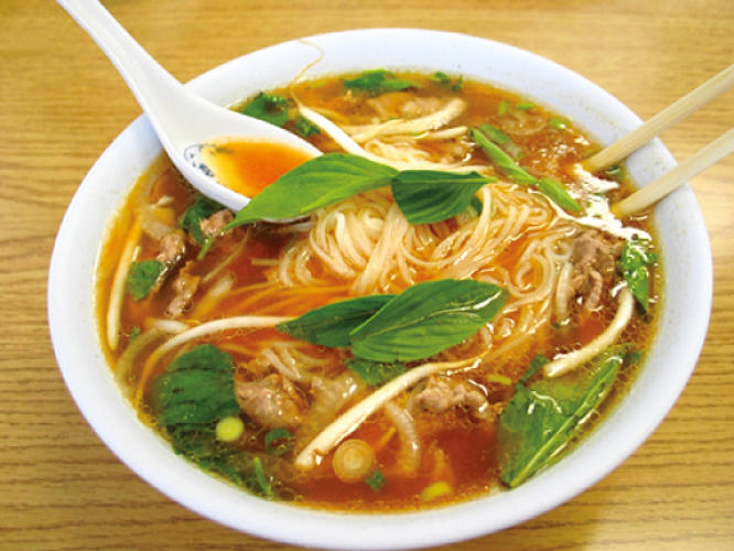 <p>Francisco refuels at one of the city's many Vietnamese eateries.</p> <p><a class=&quot;float-left&quot; href=&quot;http://www.fastcompany.com/magazine/155/fast-cities-2011.html&quot; target=&quot;_new&quot;><img src='http://images.fastcompany.com/upload/fast-cities.gif' alt='Fast Cities' border='0' /></a></p> <p>Read more about <a href=&quot;http://www.fastcompany.com/magazine/155/fast-cities-2011.html&quot; target=&quot;_new&quot;>Fast Cities 2011</a>.</p>