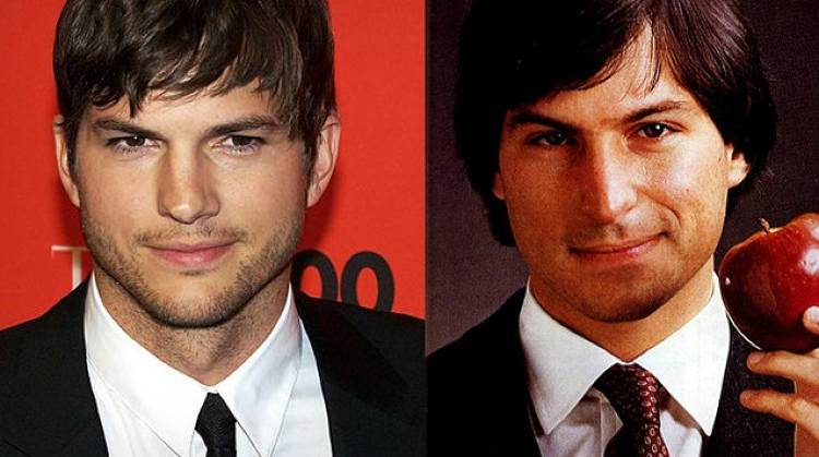 <em>Two and a Half Men</em> (Men II Plus?) star <a href=&quot;http://www.fastcompany.com/magazine/141/want-a-piece-of-this.html&quot;>Ashton Kutcher</a> has been <a href=&quot;http://www.variety.com/article/VR1118052143&quot;>cast to play a young Steve Jobs</a> in the first of two upcoming biopics about the late, former Apple leader. The film, directed by Joshua Michael Stern and set to shoot in May, is reportedly called <a href=&quot;http://www.pcworld.com/article/252994/ashton_kutcher_to_play_apples_steve_jobs_in_indie_movie.html&quot;><em>Jobs</em></a> and will focus on the pre-Apple turnaround part of the story. While it remains to be seen if Kutcher can capture Jobs's more cerebral qualities, it is never too soon to cast the rest of the flick. Who should play Woz, Laurene Powell Jobs, Jon Ive, and other important important figures from Jobs's life? Take a peek at this <em>Fast Company</em> screen test to find out.  <em>Images via <a href=&quot;http://www.theverge.com/2012/4/1/2918801/ashton-kutcher-steve-jobs-movie&quot;>The Verge</a></em>