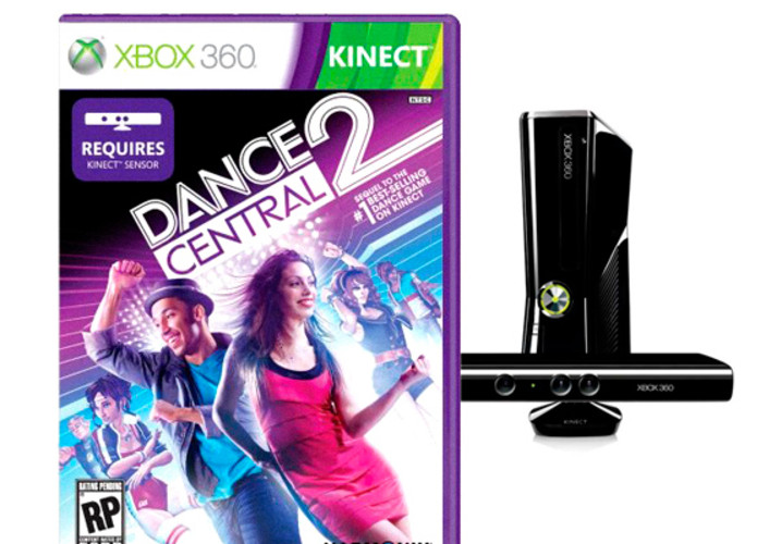 "Need  to work off the Christmas cookies? The long awaited Dance Central 2  and  Sports Season 2 are finally out on Kinect with even more fun  features  than the first time round. Whether it's challenging your boss  to a  ""dance off"" at the Christmas party or racing down a ski slope when   you're snowed in with the family, these games have something for   everyone. Just let your dinner go down first, eh? <br /><br /> <strong>$49.99 at <a href=&quot;http://www.walmart.com/ip/Dance-Central-2-Xbox-360-Kinect-Xbox-360-kinect/19341847&quot;>Walmart</a></strong>"