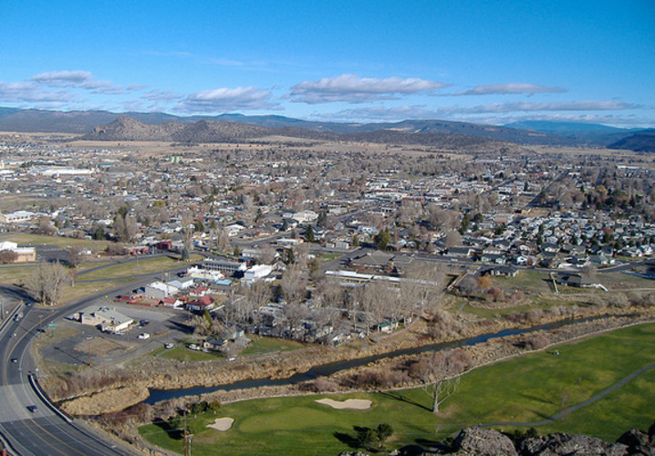 "Earlier this year, a second tech behemoth announced that it would build a data center in Prineville, too. <a href=&quot;http://www.oregonlive.com/business/index.ssf/2012/02/apple_buys_land_from_crook_cou.html&quot;>Apple bought 160 acres of land</a>, for $5.6 million, right across the highway from Facebook (Apple was given the same tax-incentive package as Facebook). Carr, the economic development manager, can't say for certain if Apple came to town because Facebook did. But it's hard to imagine otherwise. ""When a major company makes a decision to relocate or expand somewhere,"" Carr says, ""everyone in that industry kind of looks around and says to themselves, 'OK, why is Facebook in Prineville?'"""