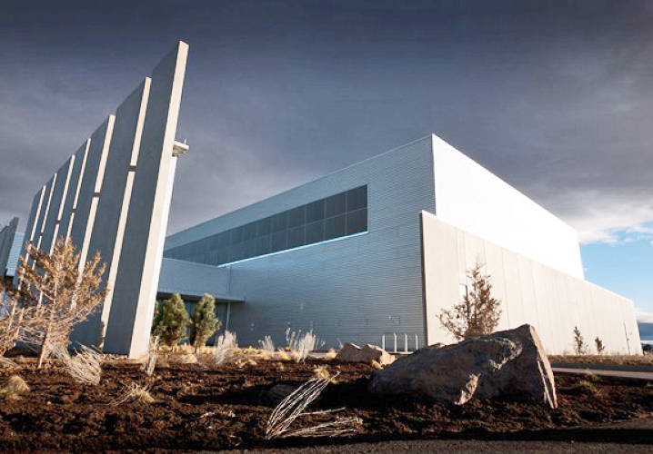 The rest of the city didn't find out Vitesse's real identity until the January morning in 2010 when Facebook broke ground on the data center. To help lure the company, Prineville tapped into a state-based tax-incentive program called an <a href=&quot;http://www.oregon4biz.com/The-Oregon-Advantage/Incentives/Enterprise-Zones/&quot;>enterprise zone</a>. For its first 15 years in town, Facebook has to pay taxes only on the land it owns here--120 acres of it--and not on the value of the buildings on it or the equipment in them. In exchange, Facebook had to promise to create at least 35 full-time jobs paying more than 150% of the local median income.