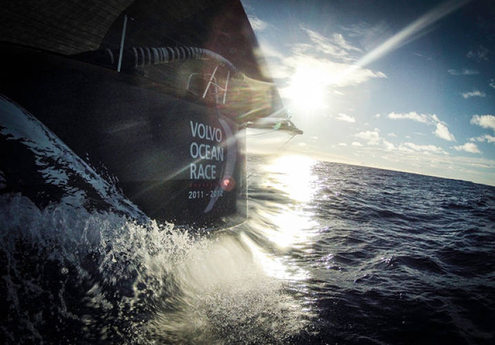Onboard PUMA Ocean Racing powered by BERG during leg 6 of the Volvo Ocean Race 2011-12, from Itajai, Brazil, to Miami, USA.