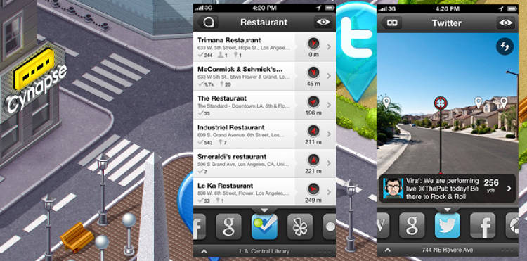 <p>Data from Yelp, Instagram, Twitter, Google, and more flesh out this local discovery app.</p>