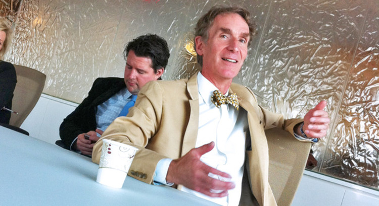 <p>If he didn't resemble Steve Martin, know how to pronounce &quot;gigawatts,&quot; and speak his mind, <a href=&quot;http://www.fastcompany.com/3001653/how-bill-nye-became-science-guy-and-ballet-shoe-inventor-and-political-voice&quot; target=&quot;_self&quot;>Bill Nye</a> might not have become America's smartest, most beloved bow-tie enthusiast.</p>