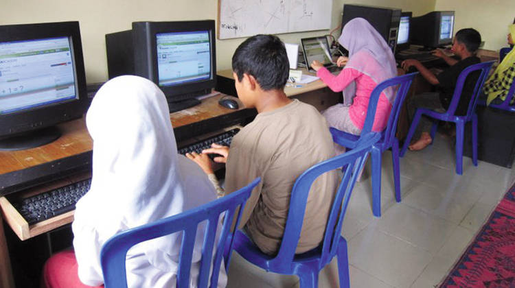 <p>Khan Academy has brought tech to the GiveLight orphanage in Takengon, Indonesia.</p>