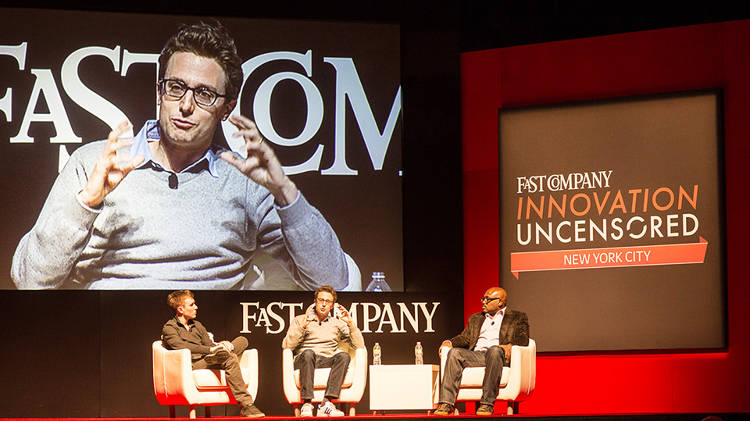 <p><em>Fast Company</em> writer Austin Carr hosted a conversation between BuzzFeed founder and CEO Jonah Peretti and Steve Stoute, Founder, CEO, Translation. <a href=&quot;https://soundcloud.com/fast-company/jonah-peretti-steve-stoute-in&quot; target=&quot;_blank&quot;>Listen here</a>.</p>