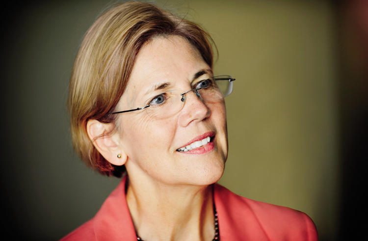 <p><strong><u>2010</u></strong><br /> <strong>Elizabeth Warren [<a href=&quot;http://www.fastcompany.com/most-creative-people/2010/elizabeth-warren&quot; target=&quot;_self&quot;>rank: 3</a>]</strong><br /> <u>Then</u>: Professor, Harvard Law School; chair, Congressional Oversight Panel I <u>Now</u>: U.S. senator (D-MA)<br /> In July 2011, Congressional Republicans scared President Obama out of appointing her to head the Consumer Financial Protection Bureau, an agency she worked to develop--so she went home to Massachusetts, and in last November's election, bested Republican Scott Brown to become the state's new senator.</p>
