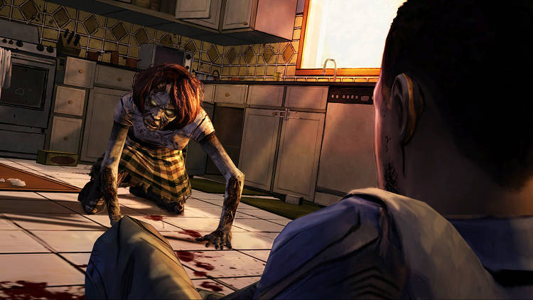 <p>A unique feature of the new format: Telltale can track the choices players make during early episodes.</p>
