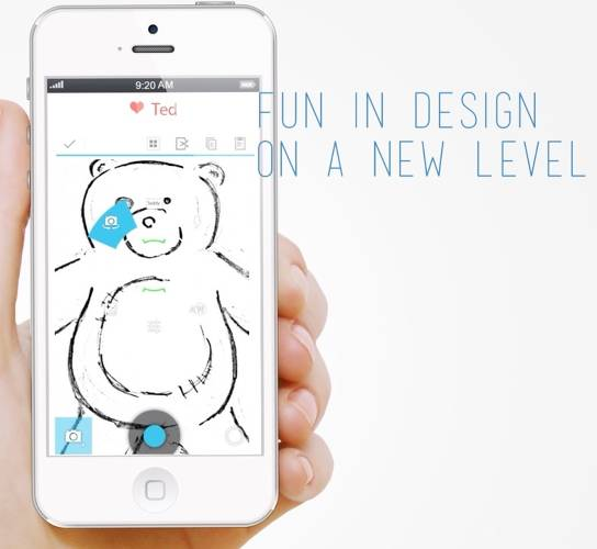<p>Even kids' own designs can be turned into a body-sensing bear.</p>