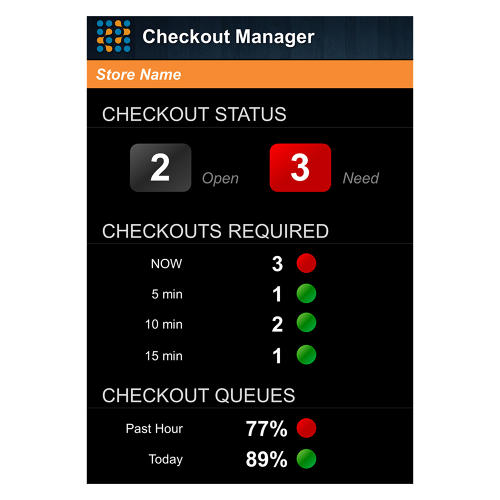 <p>Retailers can also access data from Brickstream through a mobile dashboard.</p>