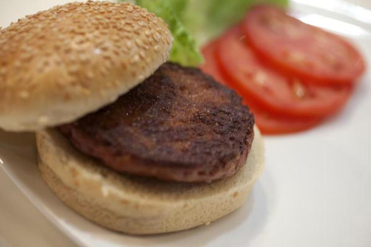 <p>Schonwald, one of Cultured Beef's first public taste-testers, described the burger as &quot; a cross between a Boca Burger and a McDonald's burger.&quot;</p>