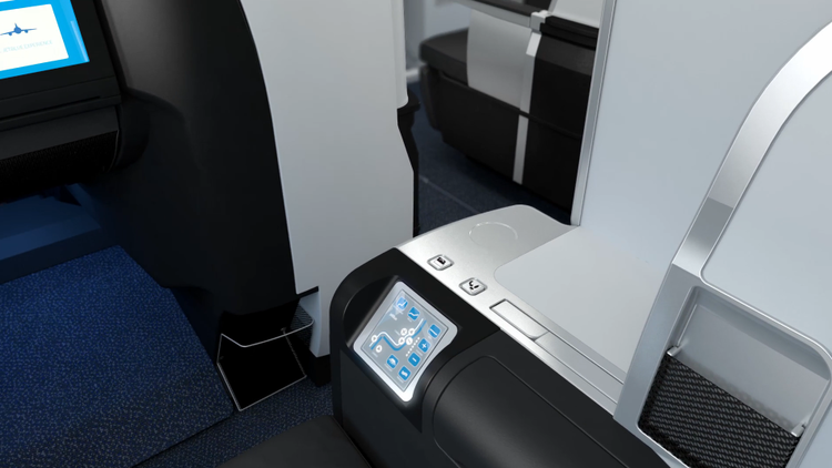 <p>JetBlue is offering business class on just two routes: JFK-LAX and JFK-SFO.</p>