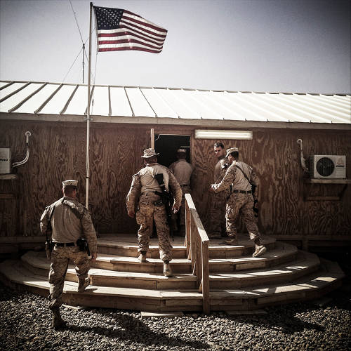 <p>U.S. advising teams are made up of troops pulled from diverse units. The fact that team members usually don't know each other, and have almost never worked together before, is just one more hurdle they have to overcome in order to perform effectively.</p>