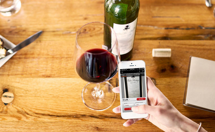 <p>Drync offers 30,000 wines from its fulfillment partners.</p>