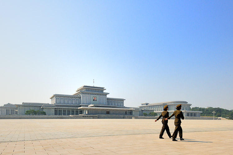 <p>The pair set out to find out what the DPRK was <em>really</em> like...</p>