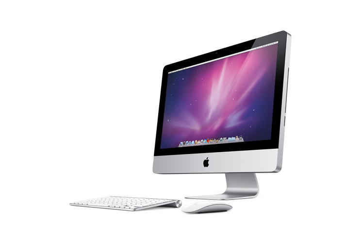 <p>Making things thinner and thinner, the 2011 iMac came with wireless keyboard standard and featured Apple's new plug, Thunderbolt, used to connect a large, high-resolution monitor.</p>
