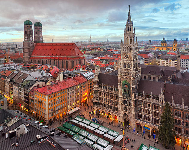<p>Munich (Green Energy)</p>