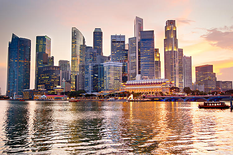 <p>Singapore (Intelligent City Infrastructure)</p>