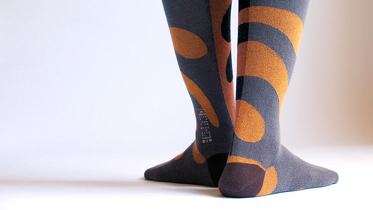 <p>Both brothers liked wearing crazy socks, so when they decided to go into business together, they asked themselves how hard making quality socks could be.</p>