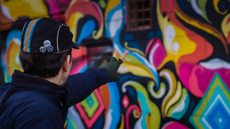 <p>Take in the street art and graffiti on the streets of San Francisco. Your Vayable Insider will explain what's legal, quasi-legal, and illegal-illegal while introducing you to the hidden subculture.</p>