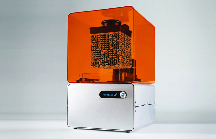 <p>Hyperform uses folding to pack the surface material of very large objects in very small printers, like the Formlabs Form 1 tabletop printer, the model of 3-D printer that the duo tested the project with.</p>