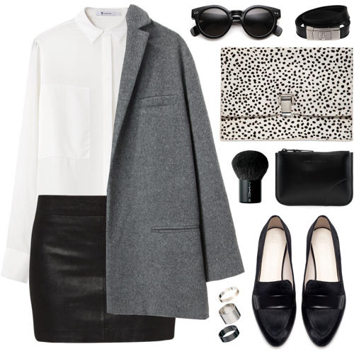 <p>Polyvore has amassed millions of users who come to the site to mix and match their favorite fashion items to create collages like this one.</p>