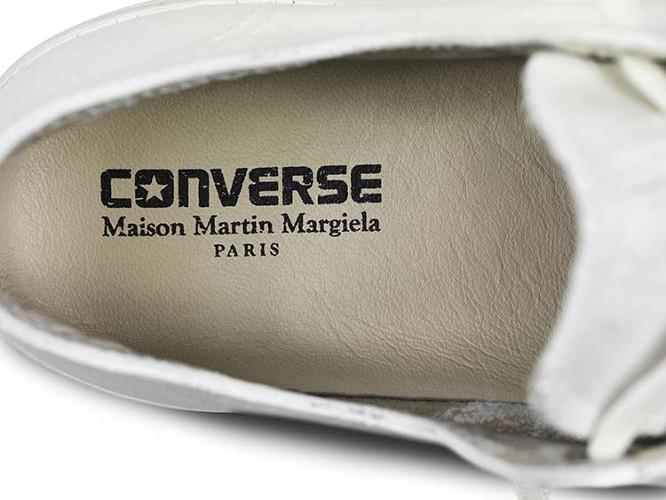 "<p>""Converse is thrilled to partner with Maison Martin Margiela. The collection perfectly embodies each brand's spirit of individuality and self-expression unifying Converse and Margiela's conviction of unleashing creativity,"" says Matt Sleep, Converse Senior First String Designer.</p>"
