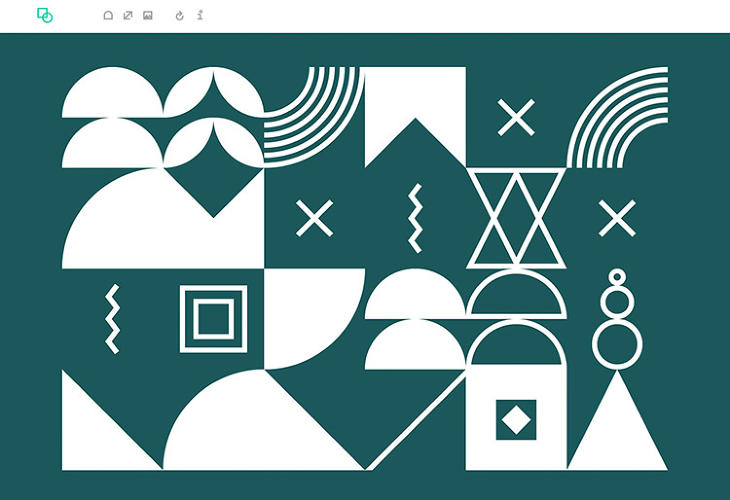 <p>Developed by appmakers TypeMachine, Reform is based on a method made famous by Swiss instructor and graphic designer Igildo G. Biesele, who tasked pupils to create compositions using only lines and a few shapes.</p>